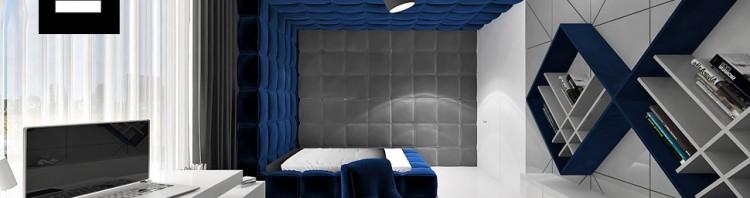 wnętrza pokój nastolatka