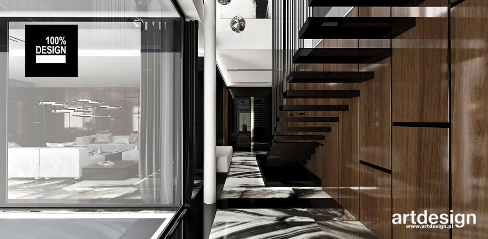 schody nowoczesne wnętrza