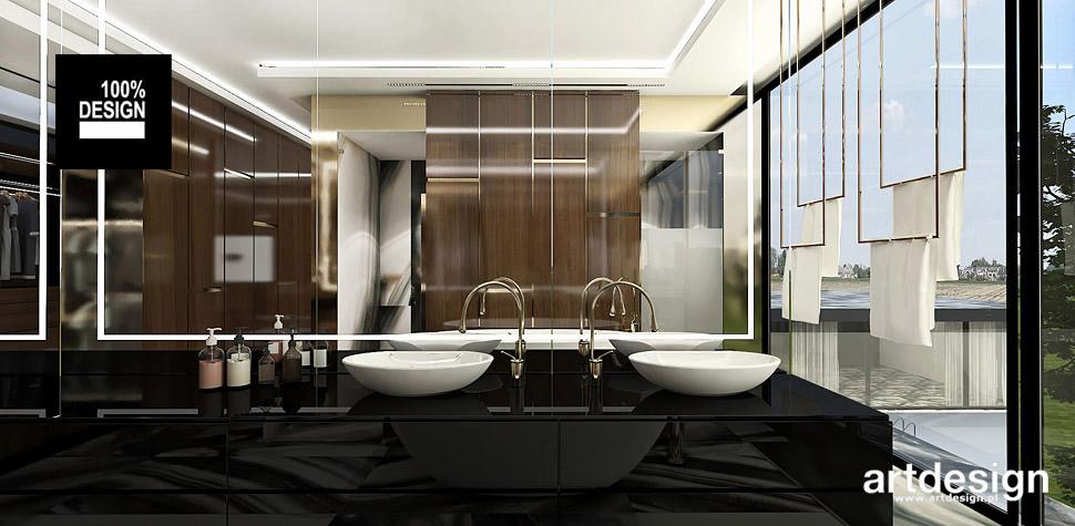 łazienka wnętrza aranżacje