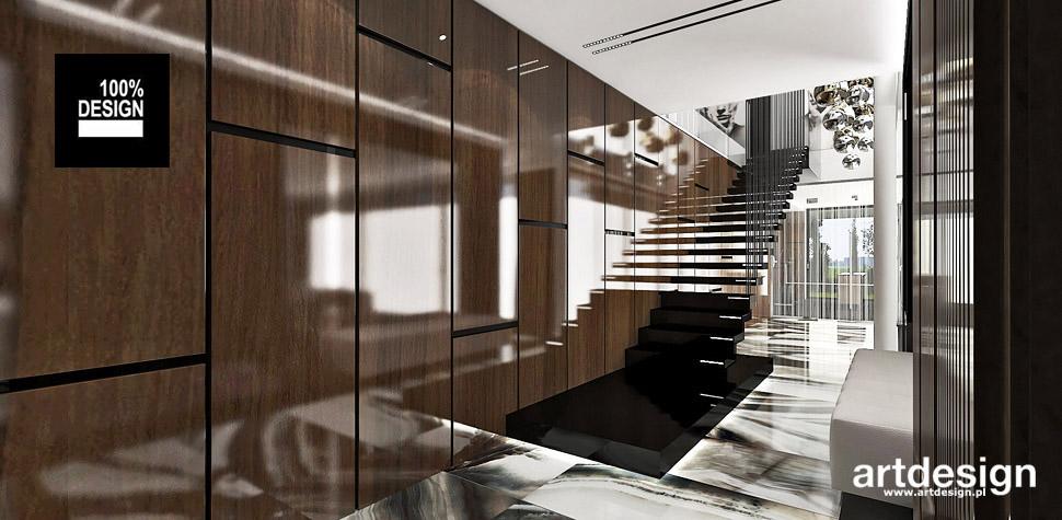 projekt wnętrz nowoczesnego domu