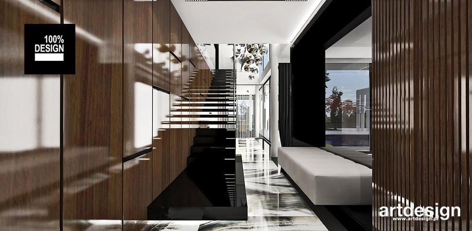 nowoczesny dom wnętrza