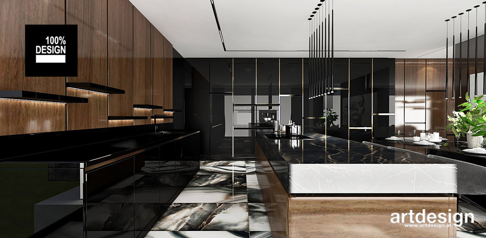 projektant kuchni wnętrza