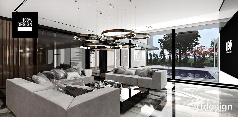projektant projekty wnętrza domu