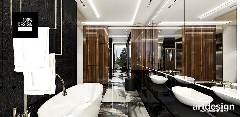 aranżacja łazienki projekt