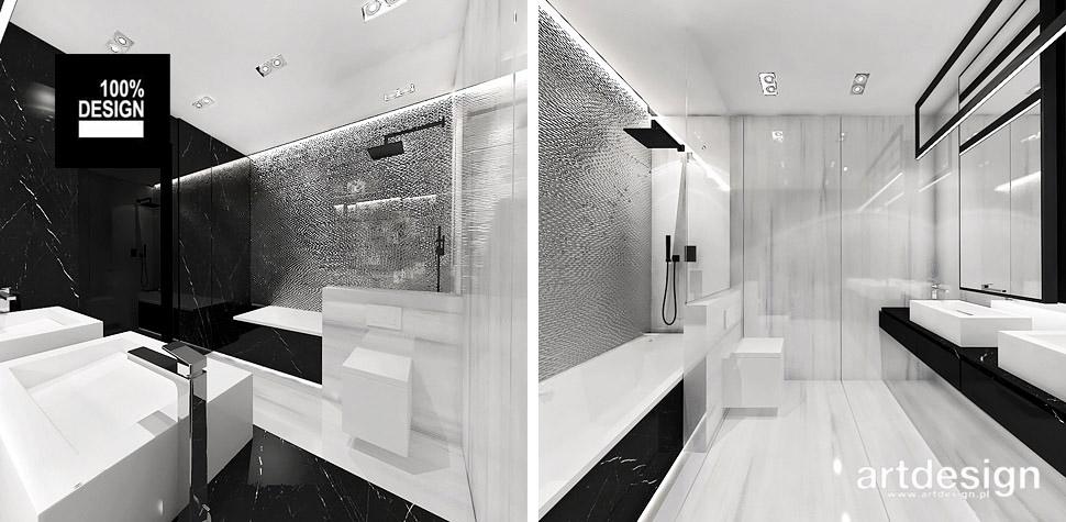 projektowanie wnętrza łazienki