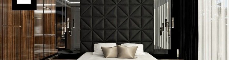 projekt sypialni wnętrze
