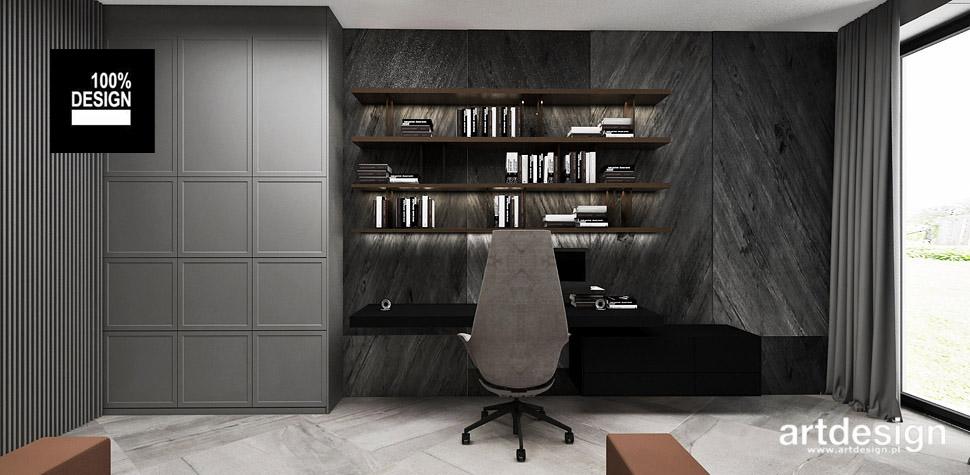 domowe biuro gabinet