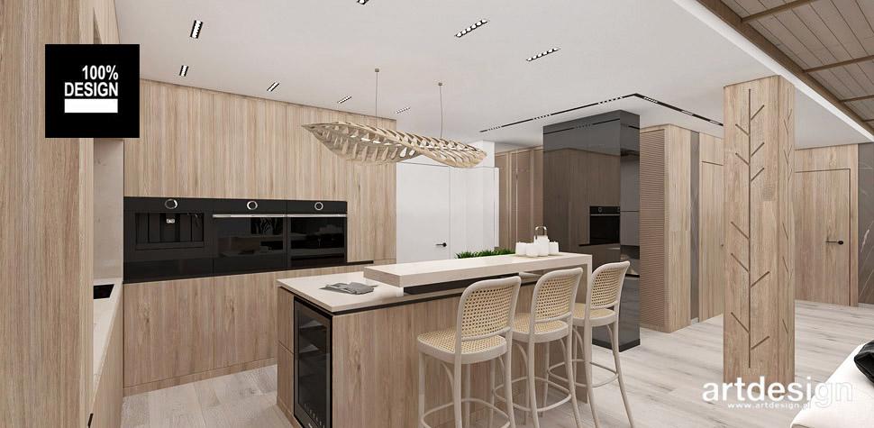 kuchnia wnętrze projekt