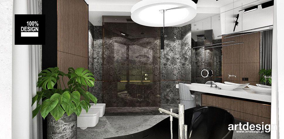 pomysł na wnętrze łazienki