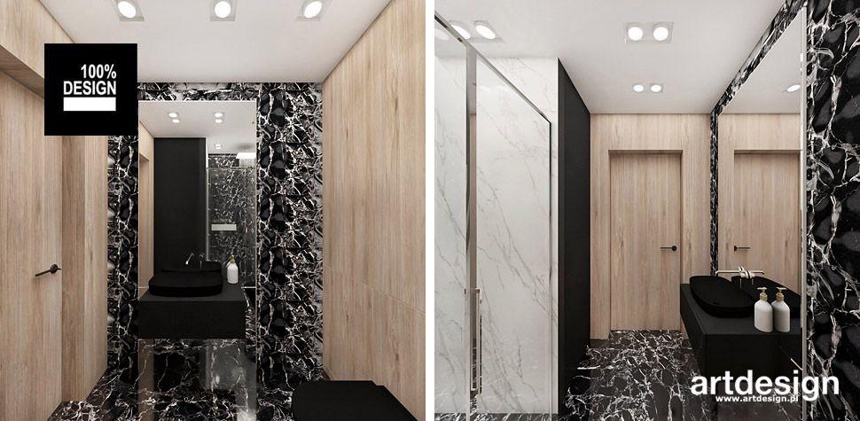 mała łazienka projekty